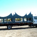 25,000 gallon Fuel Oil Tank - Shipped to South America 05 - Click for Large Image...